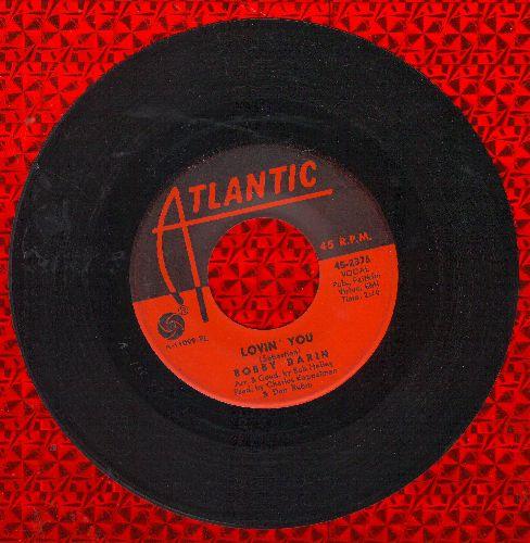 Darin, Bobby - Lovin' You/Amy  - VG6/ - 45 rpm Records