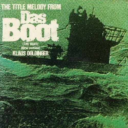 Doldinger, Klaus - Das Boot - Title Melody from -Das Boot- (The Boat) (double-A-sided DJ advance pressing with picture sleeve) - NM9/NM9 - 45 rpm Records