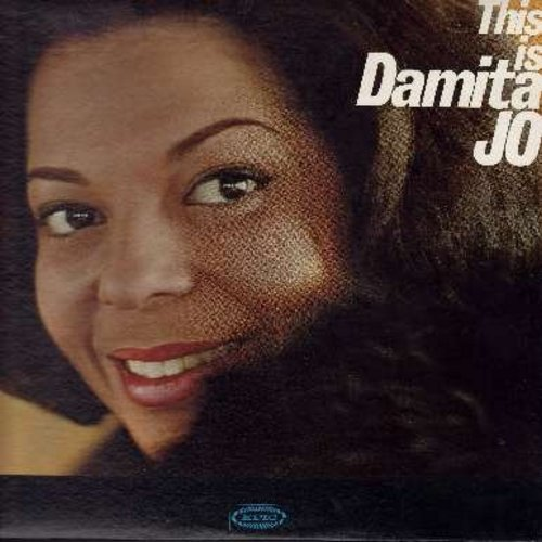 Damita Jo - This Is Damita Jo: Love Is Here To Stay, Happiness Is A Thing Called Joe, Bye Bye Love, Silver Dollar, He Loves Me 9vinyl MONO LP record) - NM9/NM9 - LP Records