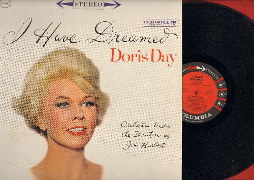 Day, Doris - I Have Dreamed: All I Do Is Dream Of You, I'll Buy That Dream, Someday I'll Find You (vinyl STEREO LP record, red/black label, 6 eyes) - NM9/EX8 - LP Records