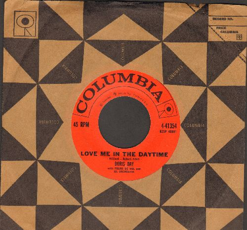Day, Doris - Love Me In The Daytime/He's So Married (with vintage Columbia company sleeve) - NM9/ - 45 rpm Records