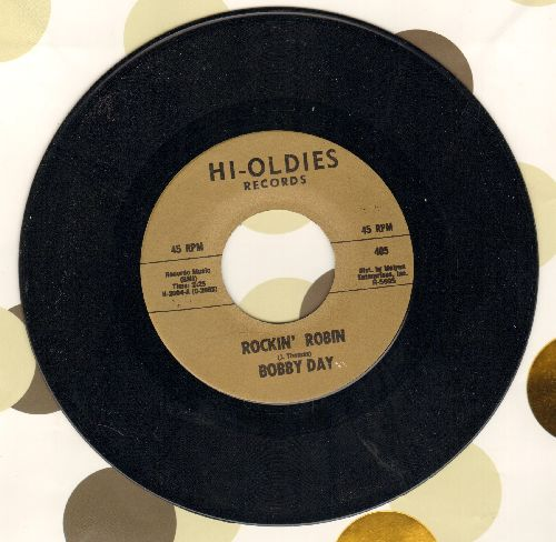 Day, Bobby - Rockin' Robin/So Long Baby (early re-issue) - NM9/ - 45 rpm Records