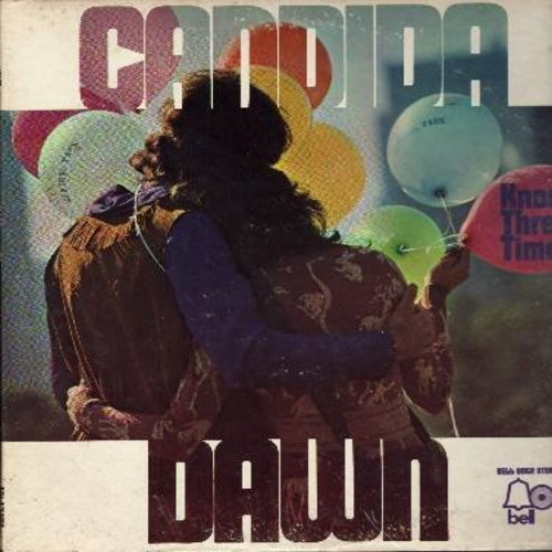 Dawn - Candida: Knock Three Times, Up On The Roof, California In My Mind, Rainy Day Man (vinyl STEREO LP record) - NM9/EX8 - LP Records
