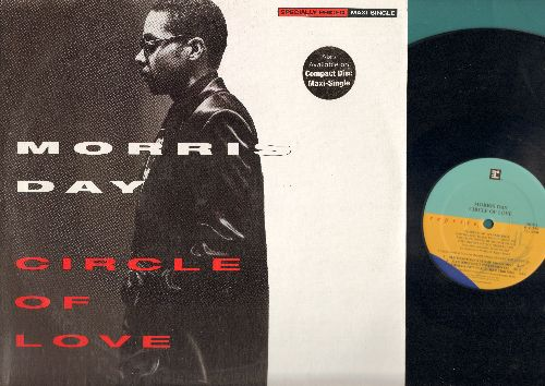 Day, Morris - Circle Of Love (Vinyl Maxi Record) - NM9/EX8 - Maxi Singles