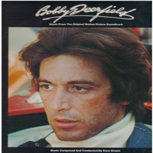 Bobby Deerfield - Bobby Dearfield - Original Motion Picture Sound Track, music composed and conducted by Dave Grusin (vinyl STEREO LP record) - M10/EX8 - LP Records