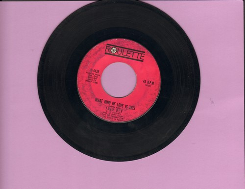 Dee, Joey & The Starliters - What Kind Of Love Is This/Wing-Ding - VG7/ - 45 rpm Records