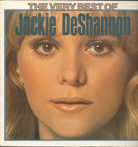 DeShannon, Jackie - The Very Best Of: What The World Needs Now Is Love, Put A Little Love In Your Heart, Needles And Pins, Come Stay With Me (vinyl LP record, 1975 issue of vintage recordings) - M10/EX8 - LP Records