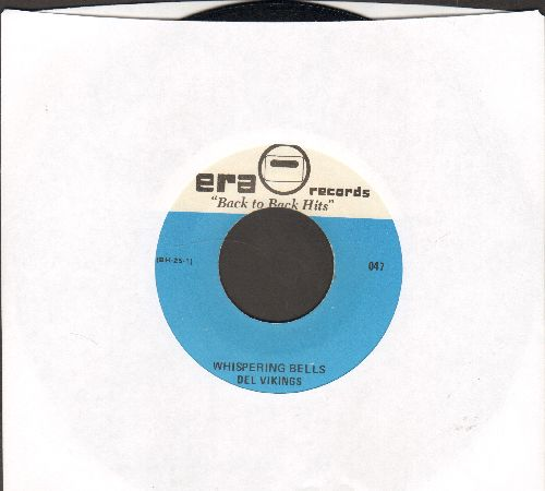 Dell Vikings - Whispering Bells/Mountain Of Love (by Harold Dorman on flip-side) (re-issue) - EX8/ - 45 rpm Records
