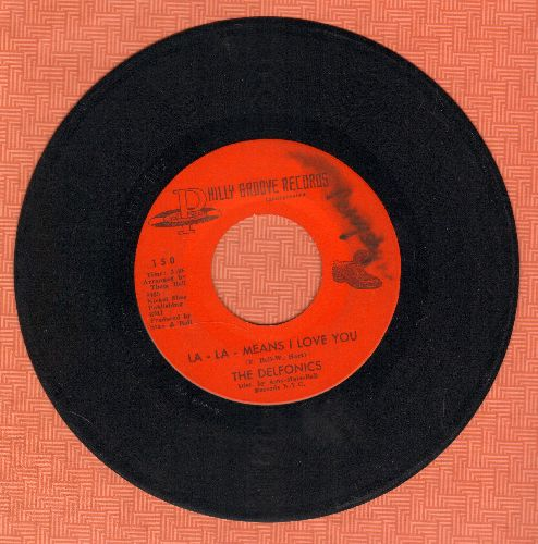 Delfonics - La-La-Means I love You/Can't Get Over Losing You (wol) - EX8/ - 45 rpm Records