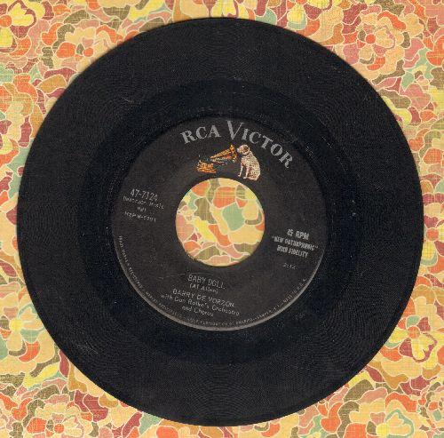 De Vorzon, Barry - Baby Doll/Barbara Jean  - VG7/ - 45 rpm Records