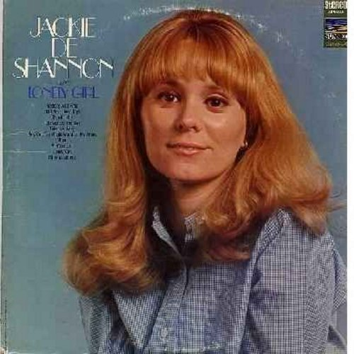 DeShannon, Jackie - Lonely Girl: Needles And Pins, Hold Your Head High, He's Got The Whole World In His Hands, I Remember The Boy (vinyl STEREO LP record) - M10/EX8 - LP Records