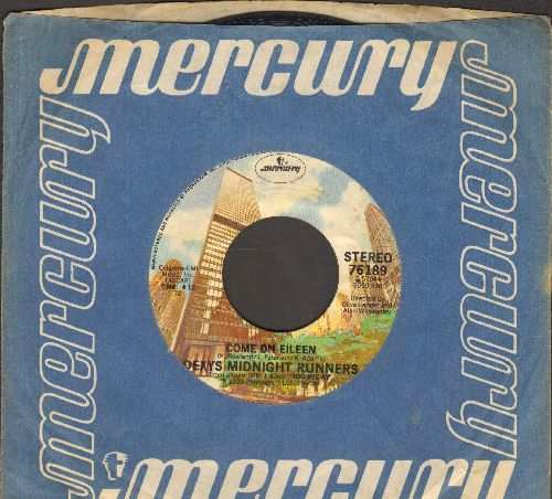 Dexy's Midnight Runners - Come On Eileen/Let's Make This Precious (with Mercury company sleeve) - EX8/ - 45 rpm Records