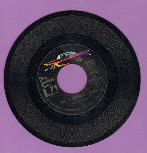 Dick & Dee Dee - The Mountain's High/Tell Me (re-issue) - NM9/ - 45 rpm Records