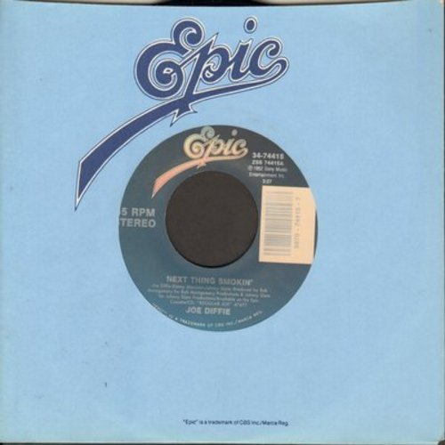 Diffie, Joe - Next Thing Smokin'/I Just Don't Know - NM9/ - 45 rpm Records