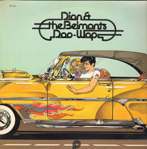 Dion & The Belmonts - Doo-Wop: Jump Back Baby, Come To My Side, Berimbau, For Bobbie (vinyl STEREO LP record, 1970s pressing) - M10/EX8 - LP Records