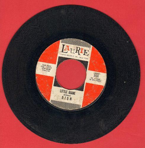 Dion - Little Diane/Lost For Sure  - VG6/ - 45 rpm Records