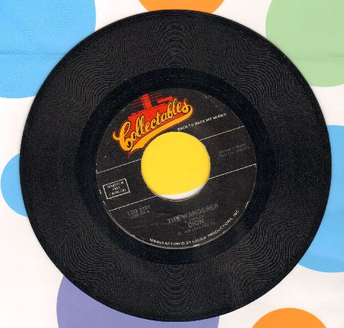 Dion & The Belmonts - The Wanderer/No One Knows - NM9/ - 45 rpm Records