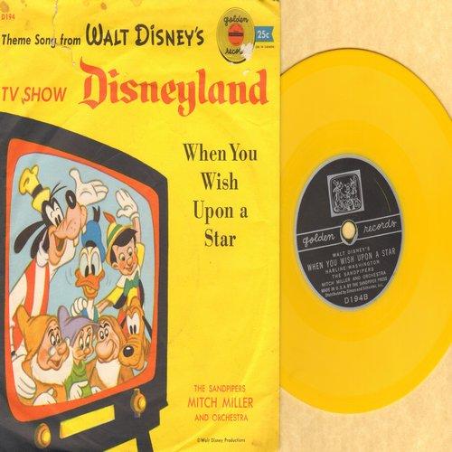 Theme From Walt Disney S Tv Show Disneyland When You Wish