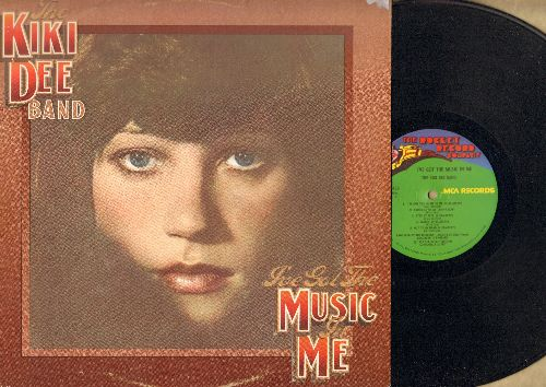 Dee, Kiki Band - I've Got The Music In Me: Step By Step, Heart And Soul, You Need Help (vinyl LP record) - NM9/EX8 - LP Records