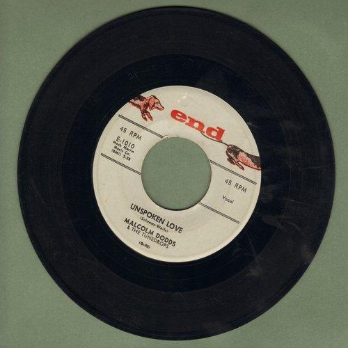 Dodds, Malcolm & The Tunedrops - Unspoken Love/Tonight - EX8/ - 45 rpm Records