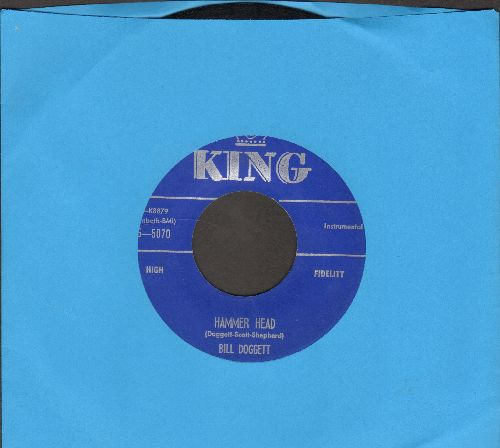 Doggett, Bill - Hammer Head/Shindig - EX8/ - 45 rpm Records