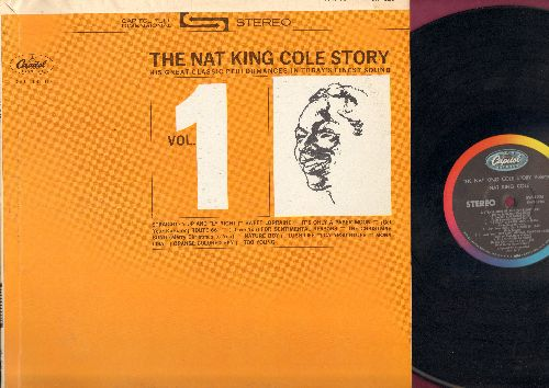 Cole, Nat King - Nat King Cole Story Vol 1: Straighten Up And Fly Right, Sweet Lorraine, It's Only A Paper Moon, (Get Your Kicks On) Route 66!, (I Love You) For Sentimental Reasons, The Christmas Song, Nature Boy, Lush Life, Calypso Blues, Mona Lisa, Oran