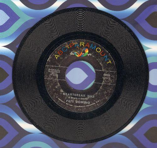 Domino, Fats - Heartbreak Hill/Kansas City - EX8/ - 45 rpm Records