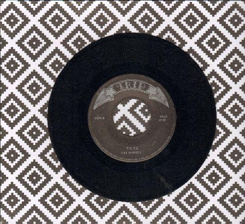 Dorsey, Lee - Ya Ya/Kansas City (by Wilbert Harrison on flip side) (re-issue) - NM9/ - 45 rpm Records