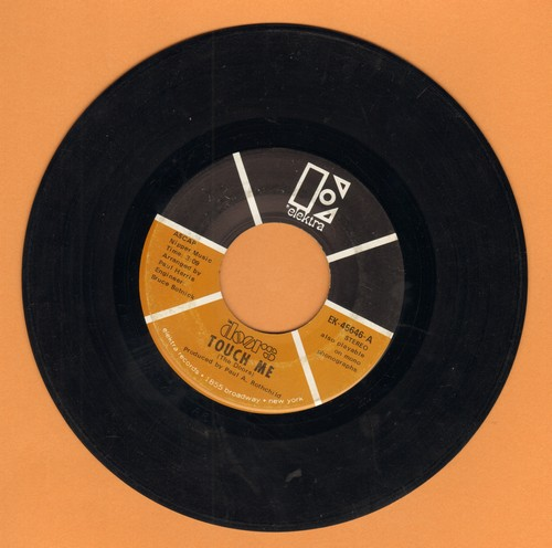 Doors - Touch Me/Wild Child (bb) - VG7/ - 45 rpm Records