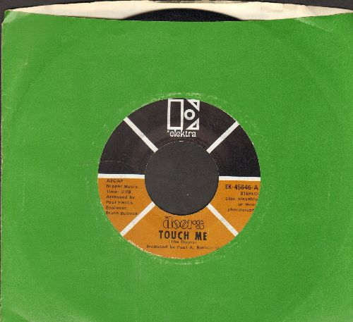 Doors - Touch Me/Wild Child (with Elektra company sleeve) - NM9/ - 45 rpm Records