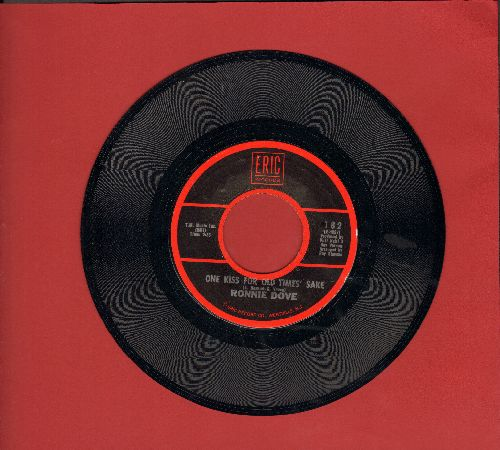 Dove, Ronnie - One Kiss For Old Times' Sake/A Little Bit Of Heaven (double-hit re-issue) - NM9/ - 45 rpm Records