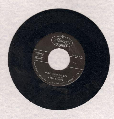 Draper, Rusty - Mule Skinner Blues/Please Help Me, I'm Falling - VG7/ - 45 rpm Records