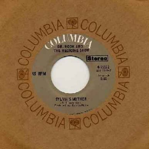 Dr. Hook & The Medicine Show - Sylvia's Mother/Makin' It Natural (STEREO issue with Columbia company sleeve) - EX8/ - 45 rpm Records