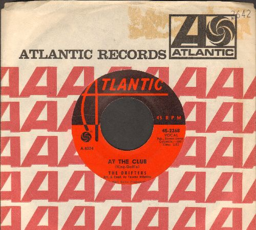Drifters - At The Club/Answer The Phone (with Atlantic company sleeve) - NM9/ - 45 rpm Records
