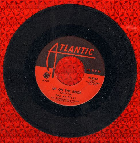 Drifters - Up On The Roof/Another Night With The Boys (with juke box label) - EX8/ - 45 rpm Records
