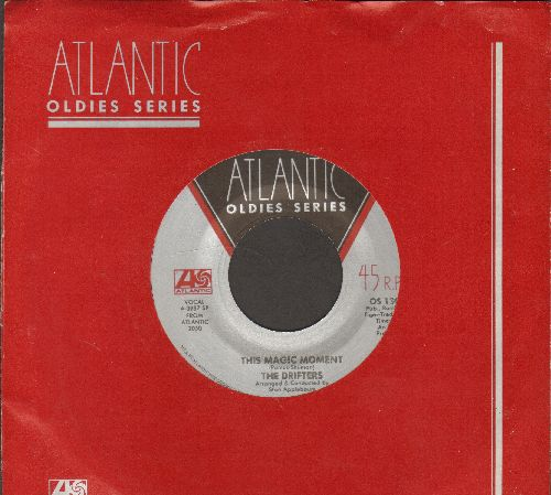 Drifters - This Magic Moment/Some Kind Of Wonderful (authentic-looking double-hit re-issue) - M10/ - 45 rpm Records