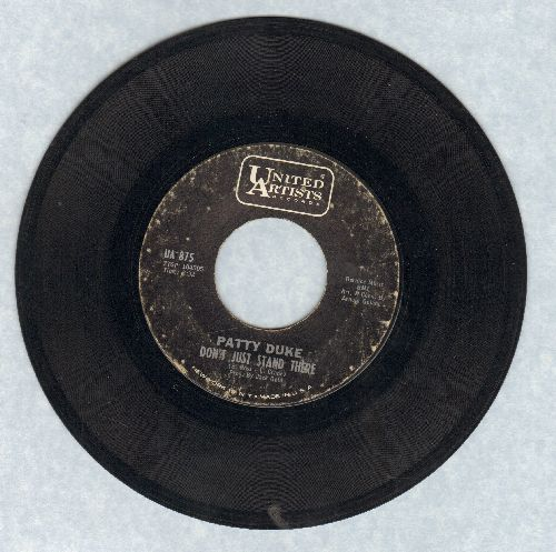 Duke, Patty - Don't Just Stand There/Everything But Love  - VG7/ - 45 rpm Records