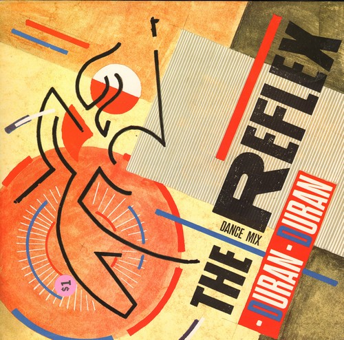 Duran Duran - The Reflex (6:35 minutes Dance Mix)/The Reflex (4:20 minues)/Make Me Smile (Come Up And See Me) (4:30 minutes) (12 inch 45rpm vinyl Maxi Single with picture cover, British Pressing) - NM9/NM9 - Maxi Singles