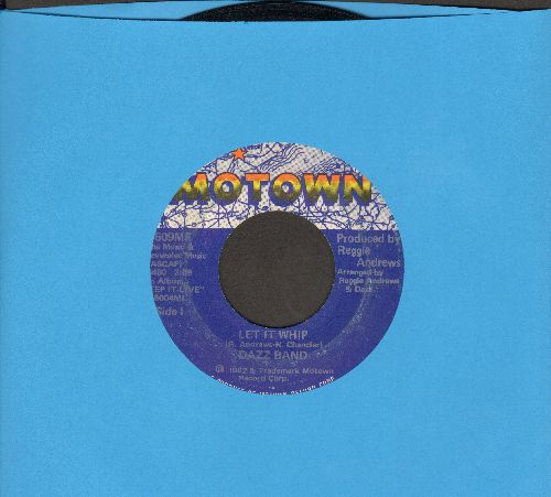 Dazz Band - Let It Whip/Everyday Love - VG7/ - 45 rpm Records