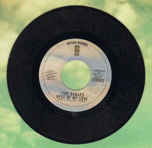 Eagles - Best Of My Love/Ol' '55 - VG7/ - 45 rpm Records