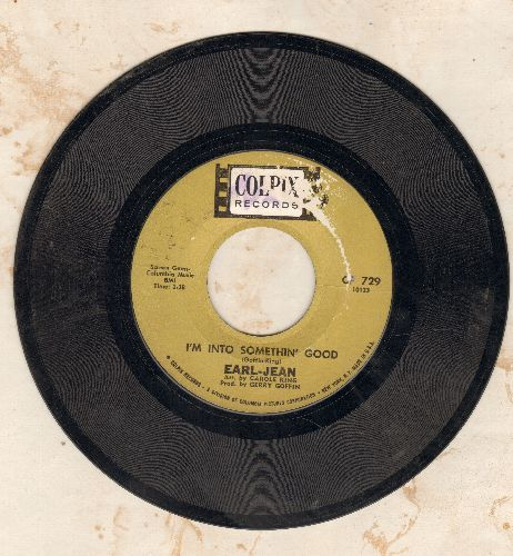 Earl-Jean - I'm Into Something Good/We Love And Learn  - VG6/ - 45 rpm Records