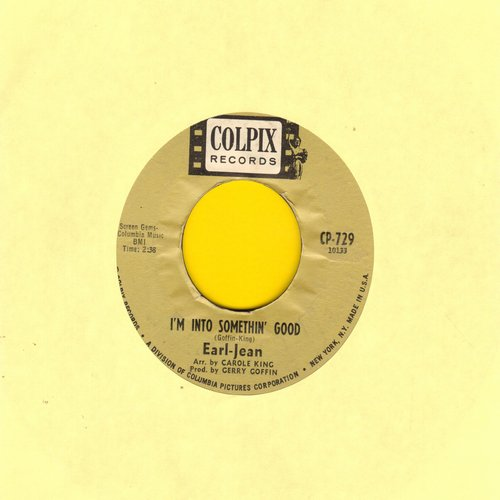 Earl-Jean - I'm Into Something Good/We Love And Learn (bb) - NM9/ - 45 rpm Records