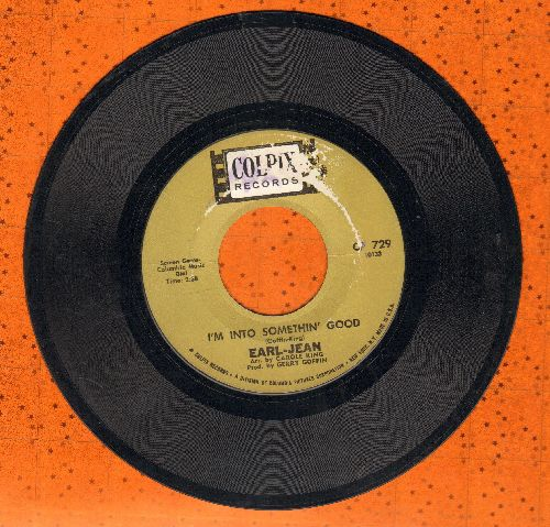 Earl-Jean - I'm Into Somethin' Good/We Love And Learn  - VG6/ - 45 rpm Records