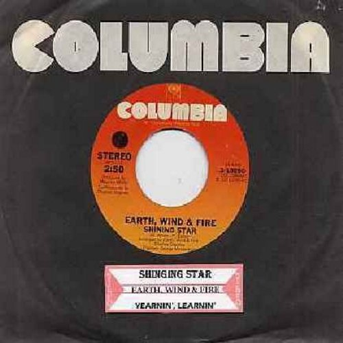 Earth, Wind & Fire - Let's Groove (DANCE CLUB FAVORITE!)/Let's Groove (Instrumental) - NM9/ - 45 rpm Records