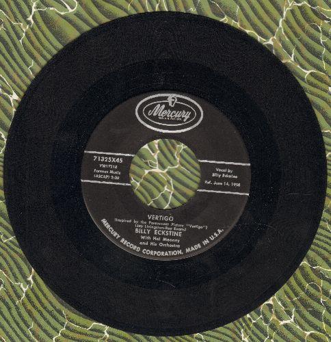 Eckstine, Billy - Vertigo/In The Rain  - EX8/ - 45 rpm Records