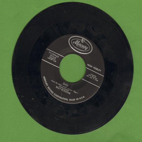Eckstine, Billy - Gigi/Trust In Me - EX8/ - 45 rpm Records