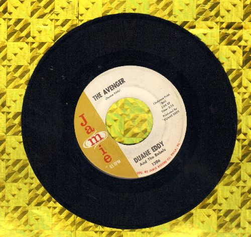 Eddy, Duane - The Avenger/Lononderry Air - EX8/ - 45 rpm Records
