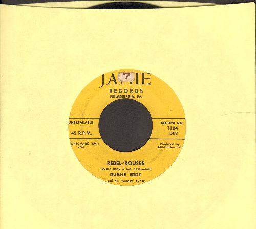 Eddy, Duane - Rebel-Rouser/Stalkin' - VG7/ - 45 rpm Records