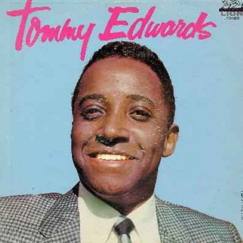 Edwards, Tommy - Tommy Edwards: Love Is A Child, Baby Let Me Take You Dreaming, The Things We Did Last Summer, Welcome To My Heart (vinyl LP record) - EX8/VG7 - LP Records
