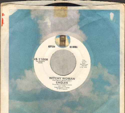 Eagles - Witchy Woman/Earlybird (with company sleeve) - NM9/ - 45 rpm Records